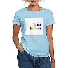 Team Lesbian T-Shirt