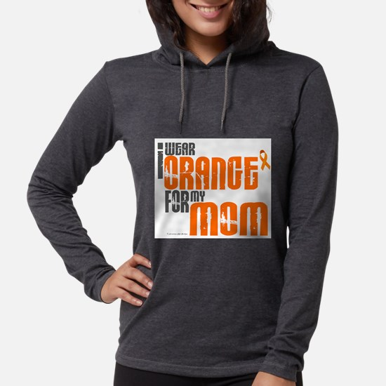 I Wear Orange For My Mom 6 Long Sleeve T-Shirt