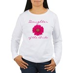 Daughter of the Bride Women's Long Sleeve T-Shirt