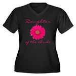 Daughter of the Bride Women's Plus Size V-Neck Dar