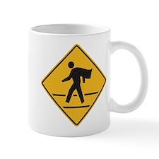 Boy Date logo Wht Mugs