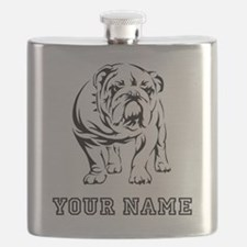 Bulldog (Custom) Flask
