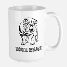 Bulldog (Custom) Mugs