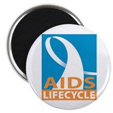 AIDS/Lifecycle Magnet