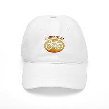BIKE COMMUTER Baseball Cap