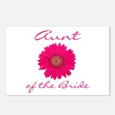 Bride's Aunt Postcards (Package of 8)