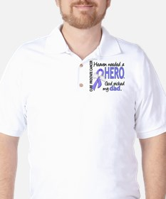 Prostate Cancer HeavenNeededHero1 T-Shirt
