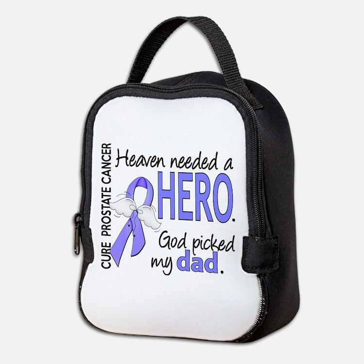 Prostate Cancer HeavenNeededHer Neoprene Lunch Bag