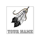 Native american Stickers