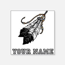 Native American Feathers (Custom) Sticker