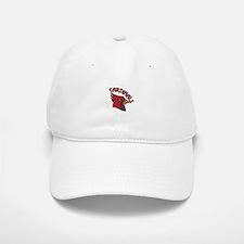 Cardinals Mascot Baseball Baseball Baseball Cap