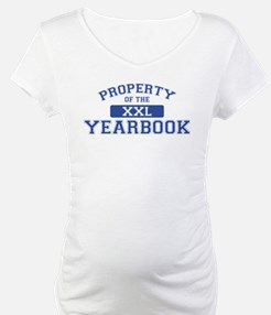 Property Of The Yearbook XXL Shirt