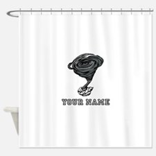 Tornado (Custom) Shower Curtain