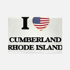 I love Cumberland Rhode Island Magnets
