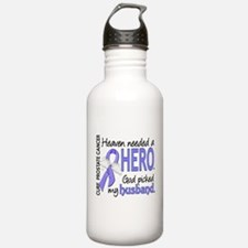 Prostate Cancer Heaven Water Bottle