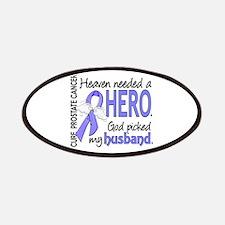 Prostate Cancer HeavenNeededHero1 Patch
