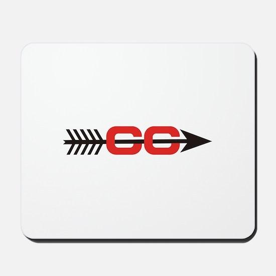 Cross Country Logo Mousepad