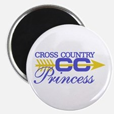 Cross Country Princess Magnets