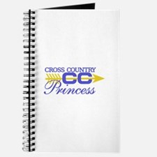 Cross Country Princess Journal