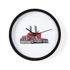 Truck Wall Clock