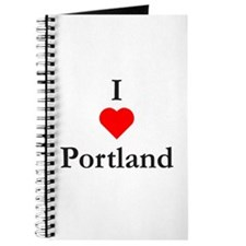 I Love Portland Journal