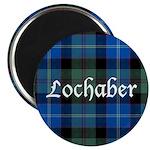 Tartan - Lochaber dist. Magnet