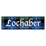 Tartan - Lochaber dist. Sticker (Bumper 10 pk)