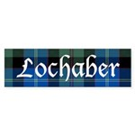 Tartan - Lochaber dist. Sticker (Bumper 50 pk)