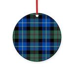 Tartan - Lochaber dist. Ornament (Round)