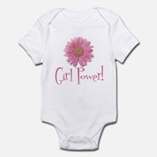 Girl Power Daisy Infant Bodysuit
