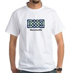 Knot - Menteith dist. White T-Shirt