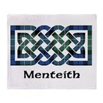 Knot - Menteith dist. Throw Blanket
