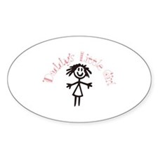 Daddy's Little Girl Decal