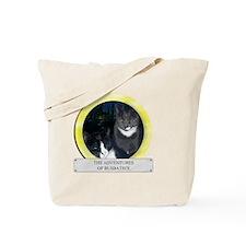 The Adventures of Busbatrix Tote Bag