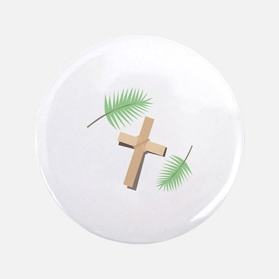 Palm Sunday Button