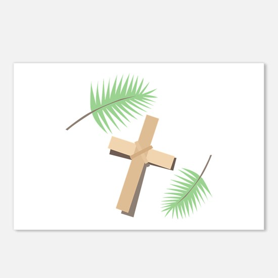 Palm Sunday Postcards (Package of 8)