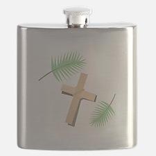 Palm Sunday Flask