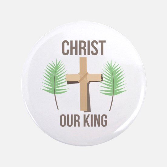 Christ Our King Button