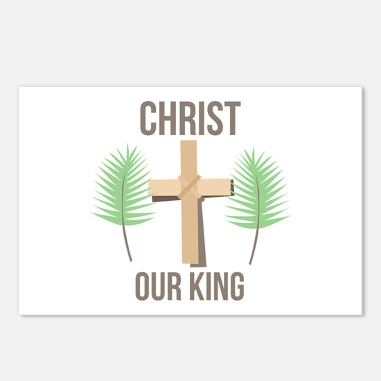 Christ Our King Postcards (Package of 8)