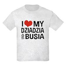 Dziadzia and Busia T-Shirt