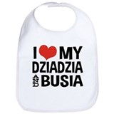 Busia Cotton Bibs