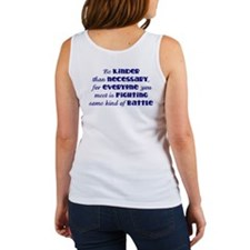 Blue Ribbon Women's Tank Top