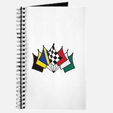 7 Racing Flags Journal