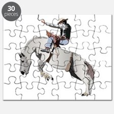 Bronc Rider Puzzle