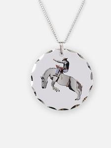 Bronc Rider Necklace