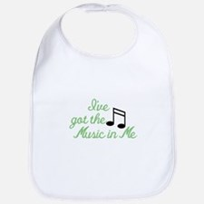 Ive Got the Music In Me Bib