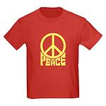 Peace Kids Dark T-Shirt