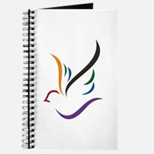 Abstract Dove Journal