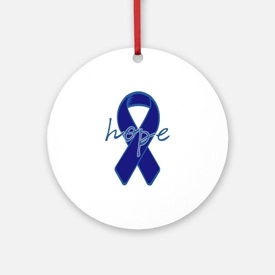Hope Ornament (Round)