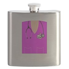 Unique Nurses week Flask